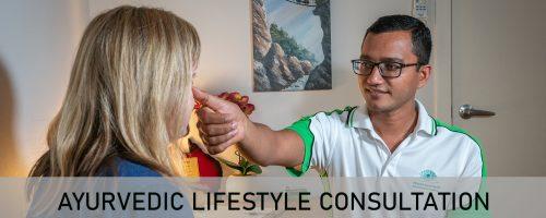 AYURVEDIC LIFESTYLE CONSULTATION - VIBRANT AYURVEDA
